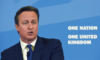 David Cameron rejects Scottish referendum before 2020