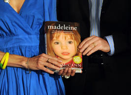 Madeleine McCann: Met contact Australia over girl's remains in suitcase