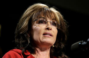 Former Alaska Gov. Sarah Palin appeared on CNN on Thursday and was asked about the firing of Bill O'Reilly at Fox News.