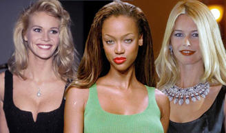 50 iconic supermodels: Then and now