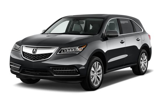 Slide 1 of 14: 2016 Acura MDX