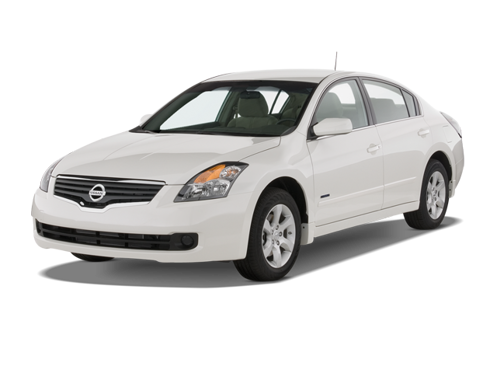 Slide 1 of 14: 2007 Nissan Altima Hybrid