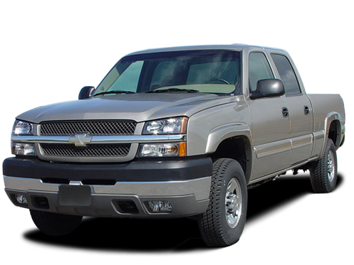 Slide 1 of 14: 2004 Chevrolet Silverado 2500HD