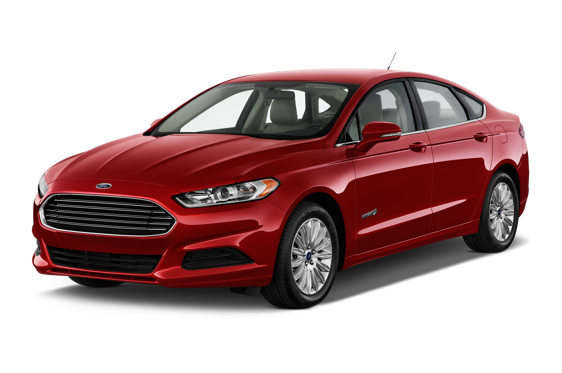 Slide 1 of 14: 2016 Ford Fusion Hybrid
