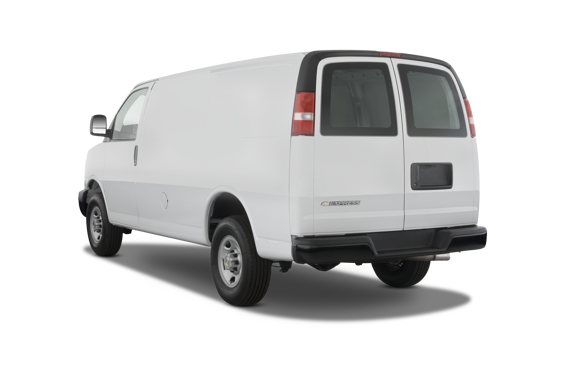 Slide 2 of 14: 2014 Chevrolet Express Cargo