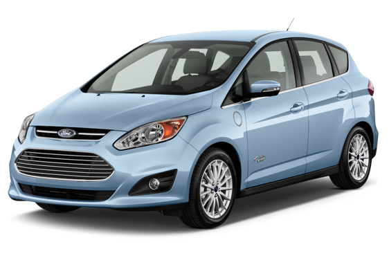 Slide 1 of 14: 2014 Ford C-Max