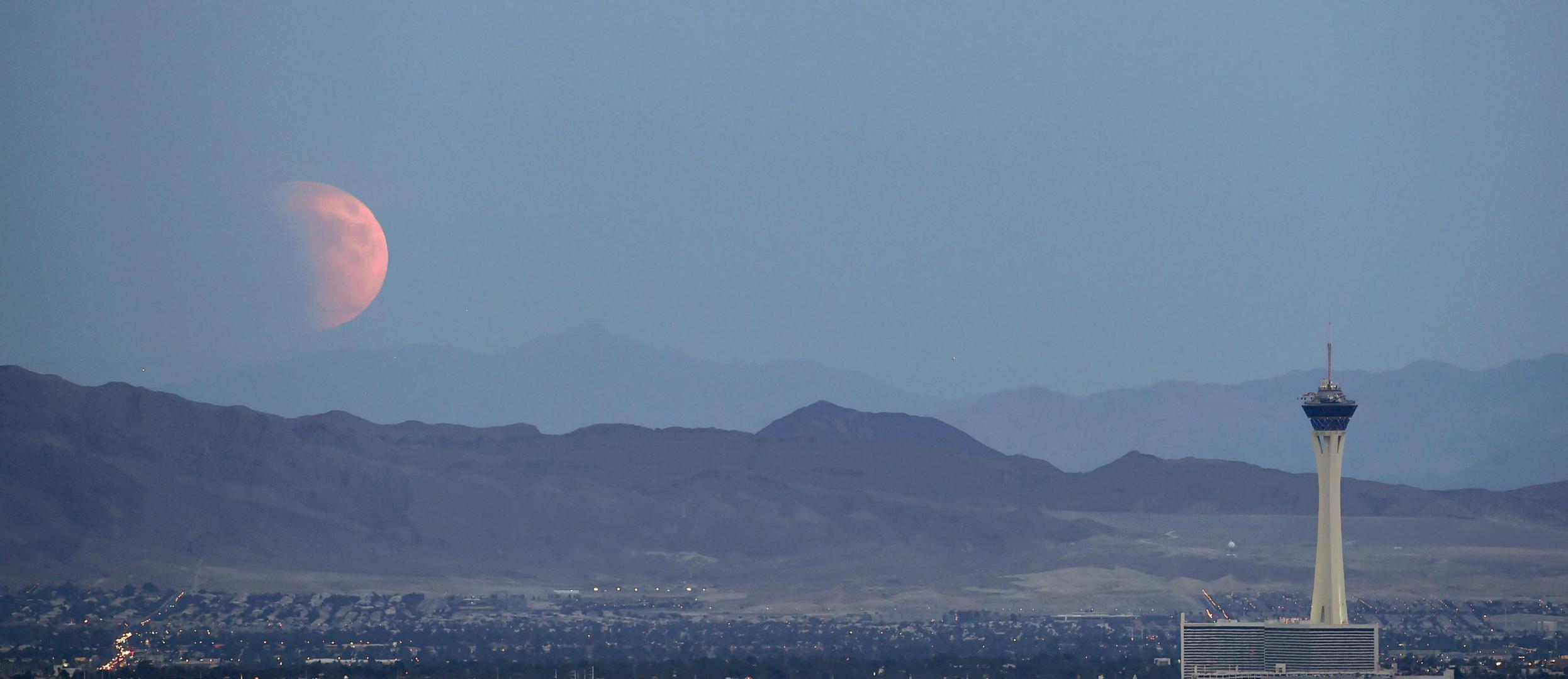 <p>Las Vegas, Nevada, EE.UU.</p>