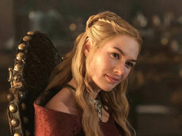 "Cersei enjoyed a reign of power in ""Game of Thrones."""