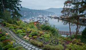 Brentwood Bay Resort & Spa, Victoria, British Colombia.