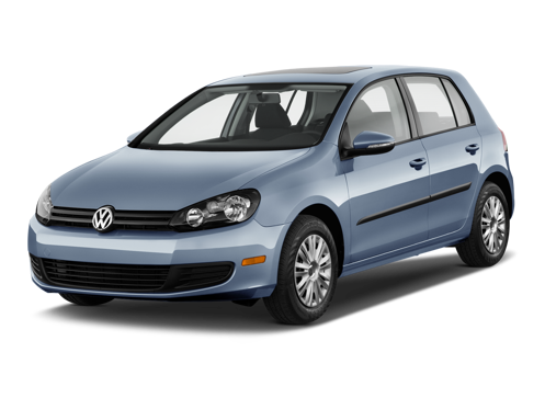 Slide 1 of 13: 2012 Volkswagen Golf