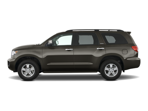 Slide 1 of 13: 2012 Toyota Sequoia