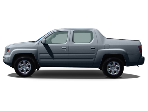 Slide 1 of 7: 2007 Honda Ridgeline