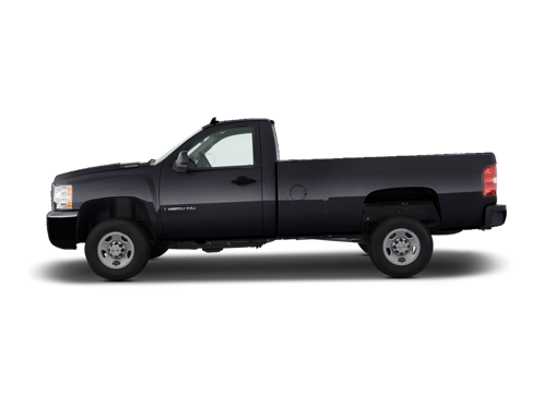 Slide 1 of 20: 2010 Chevrolet Silverado 2500HD