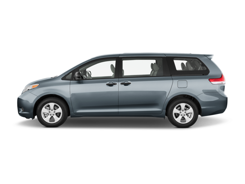 Slide 1 of 16: 2012 Toyota Sienna