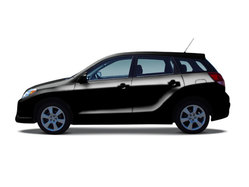 Slide 1 of 7: 2007 Toyota Matrix