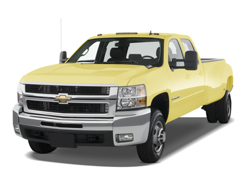 Slide 1 of 20: 2010 Chevrolet Silverado 3500