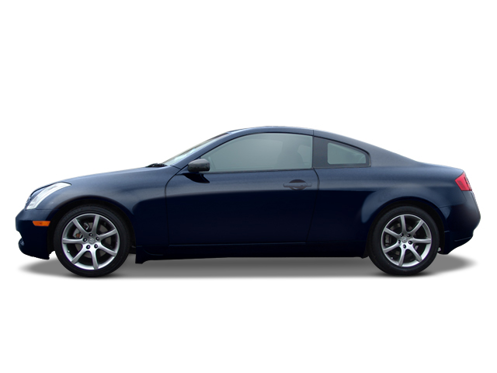 Slide 1 of 8: 2006 Infiniti G35 Coupe