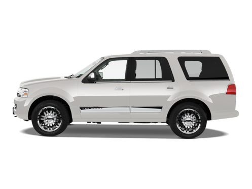 Slide 1 of 24: 2008 Lincoln Navigator