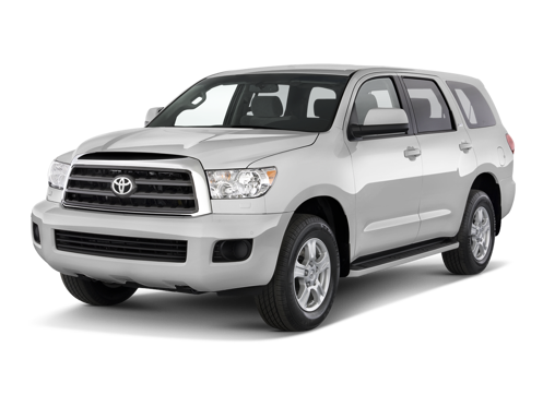 Slide 1 of 14: 2012 Toyota Sequoia