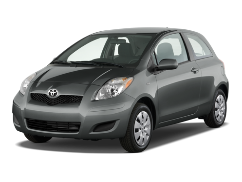 Slide 1 of 16: 2010 Toyota Yaris