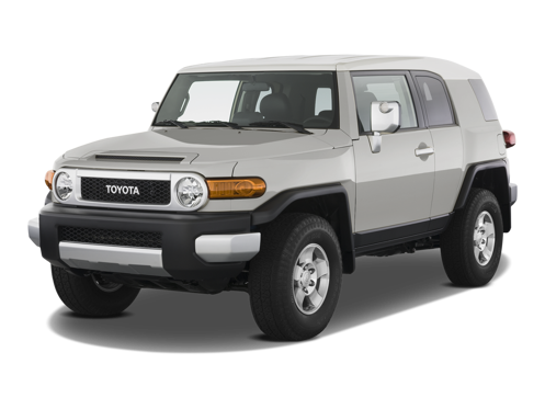 Slide 1 of 20: 2009 Toyota FJ Cruiser