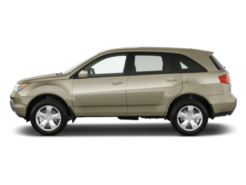 Slide 1 of 9: 2007 Acura MDX