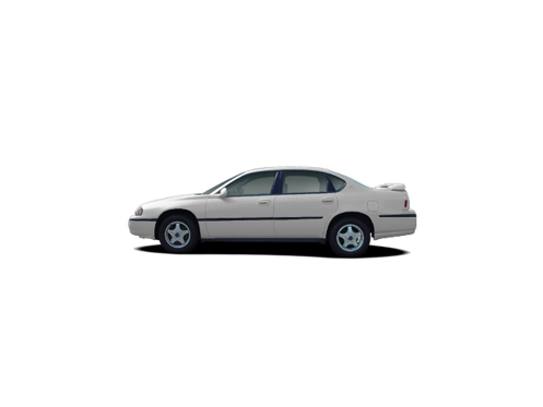 Slide 1 of 7: 2004 Chevrolet Impala