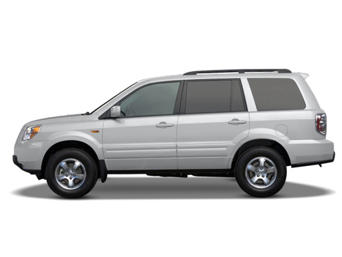 Slide 1 of 8: 2007 Honda Pilot