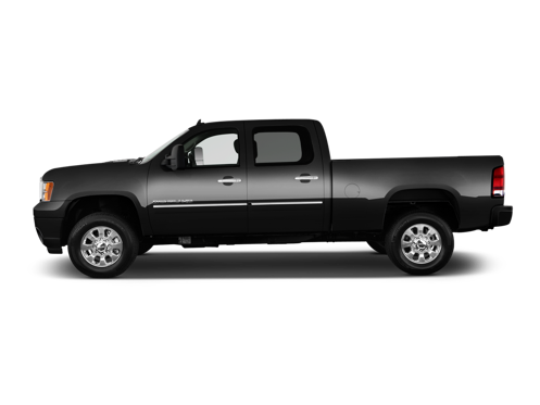 Slide 1 of 6: 2011 GMC Sierra 2500 Denali HD