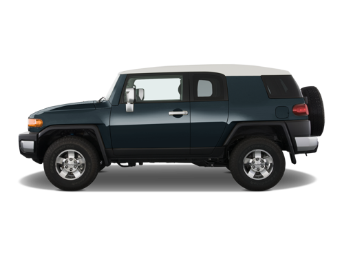 Slide 1 of 12: 2014 Toyota FJ Cruiser