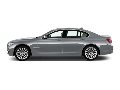 Slide 1 of 36: 2014 BMW 7 Series