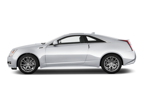 Slide 1 of 19: 2014 Cadillac CTS Coupe