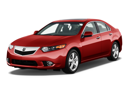 Slide 1 of 12: 2014 Acura TSX
