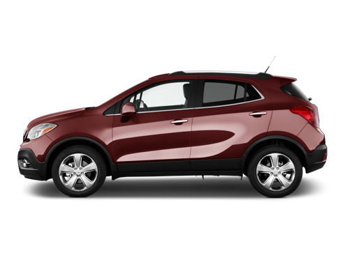 Slide 1 of 16: 2014 Buick Encore