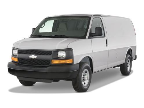 Slide 1 of 17: 2015 Chevrolet Express Cargo