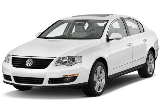 Slide 1 of 14: 2010 Volkswagen Passat