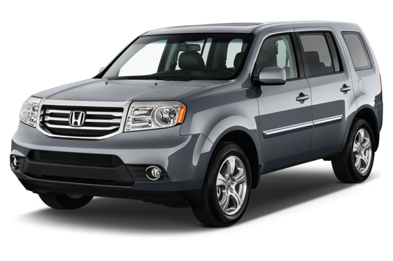 Slide 1 of 14: 2013 Honda Pilot