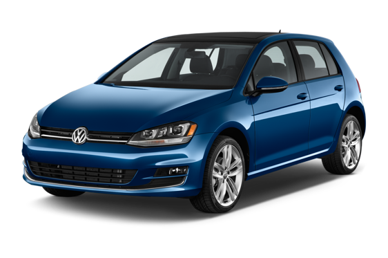 Slide 1 of 14: 2015 Volkswagen Golf