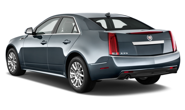 Slide 2 of 23: 2011 Cadillac CTS