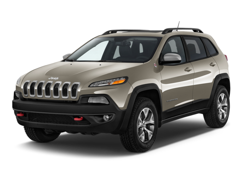 Slide 1 of 20: 2016 Jeep Cherokee