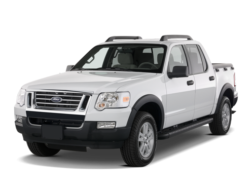 Slide 1 of 25: 2010 Ford Explorer Sport Trac