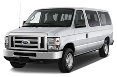 2013 Ford E-Series Econoline Wagon