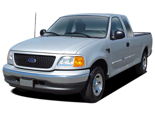 Slide 1 of 5: 2004 Ford F-150 Heritage