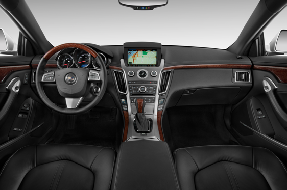 Slide 1 of 11: 2014 Cadillac CTS Coupe