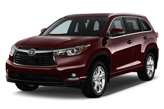 Slide 1 of 14: 2015 Toyota Highlander