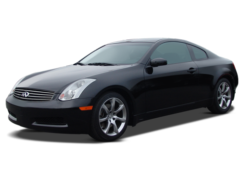 Slide 1 of 5: 2006 Infiniti G35 Coupe