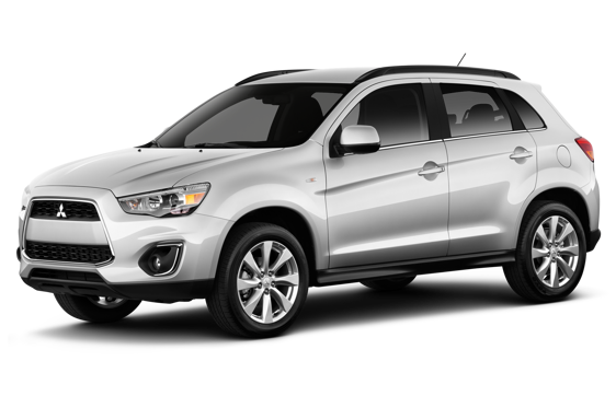 Slide 1 of 14: 2015 Mitsubishi Outlander Sport