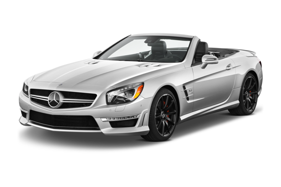 Slide 1 of 14: 2014 Mercedes-Benz SL-Class