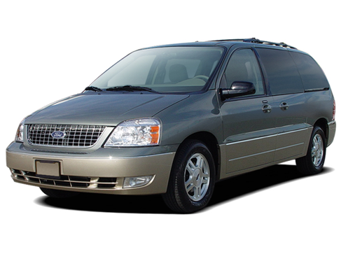 Slide 1 of 6: 2007 Ford Freestar