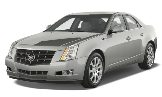 Slide 1 of 25: 2010 Cadillac CTS